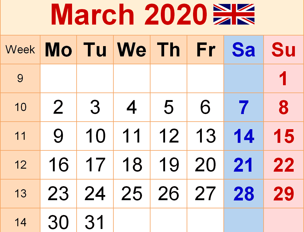march 2020 holidays calendar usa uk canada india australia march 2020 holidays calendar usa uk